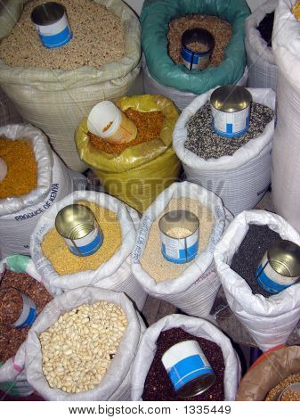 Wholesale Market For Pulses And Beans