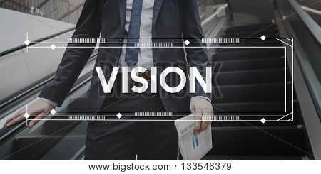 Vision Direction Future Ideas Motivation Target Concept