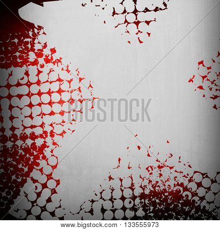 abstract red iron background