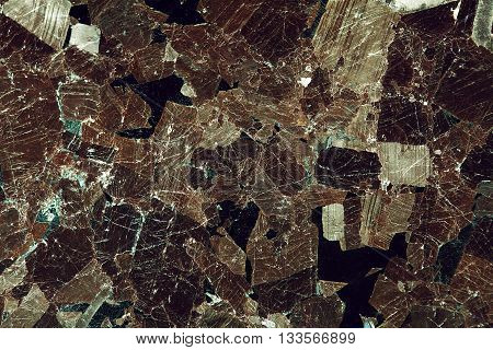 Seamless granite texture background. Close-up photo for design