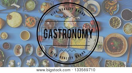 Gastronomy Cooking Ingredients Recipe Concept