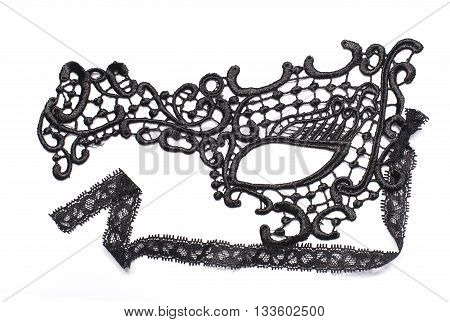 carnival mask of lace for all people