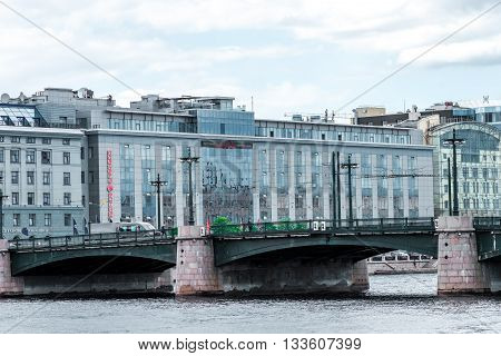 Troitsky Draw Bridge