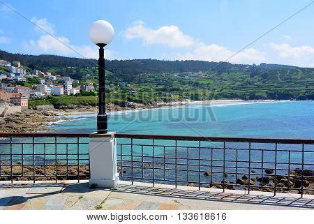 Beautiful summer landscape in Galicia, Spain. Photo taken on: June 6th, 2016
