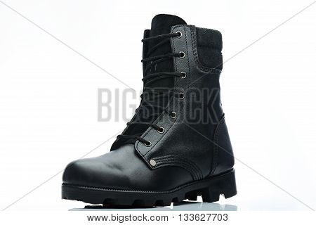 Black Men Boot
