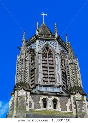 St. Paul's Parish Church, Brighton, East Sussex, England