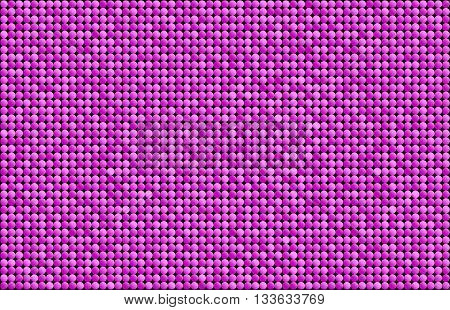 Vectror abstract pink background. Background with shiny pink sequins. Eps10.