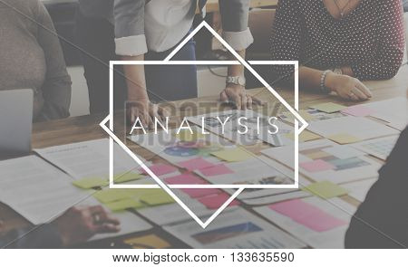 Analysis Statistics Strategize Insight Concept