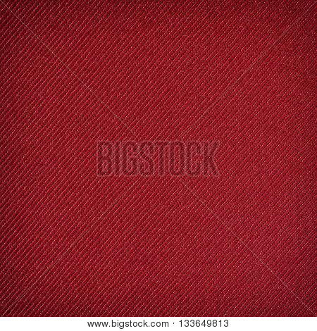 Background made of maroon fabric, texture, pattern