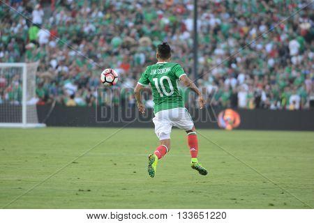 J M Corona Soccer Player