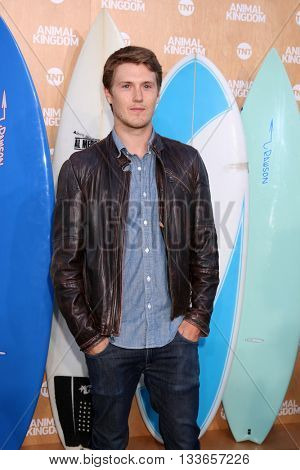 LOS ANGELES - JUN 8:  Spencer Treat Clark at the Animal Kingdom Premiere Screening at the The Rose Room on June 8, 2016 in Venice Beach, CA