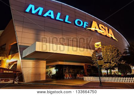 Sm Mall Of Asia