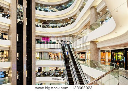 Times Square Mall