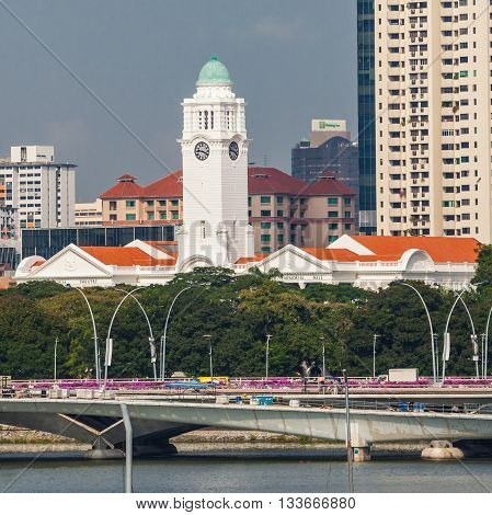 Victoria Theatre, Singapore