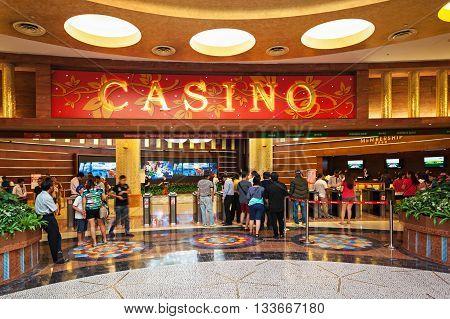 Casino On Sentosa