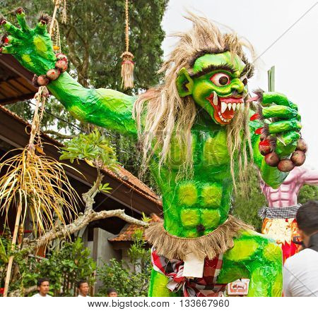 Balinese New Year