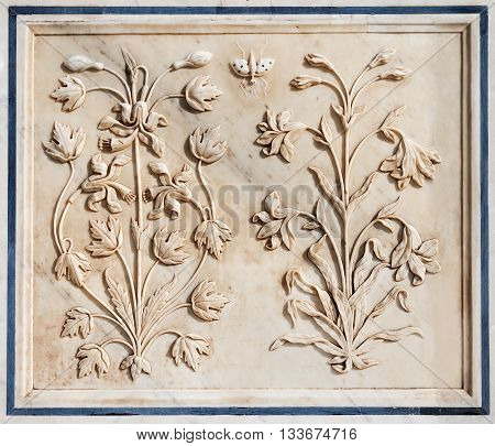 Pattern On The Palace, Jaipur