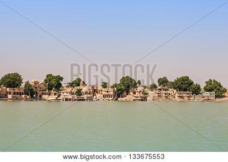 Gadsisar (gadisagar) Lake
