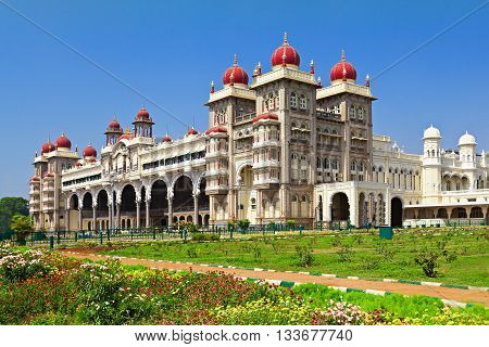 Mysore Palace Mysore Karnataka state in India