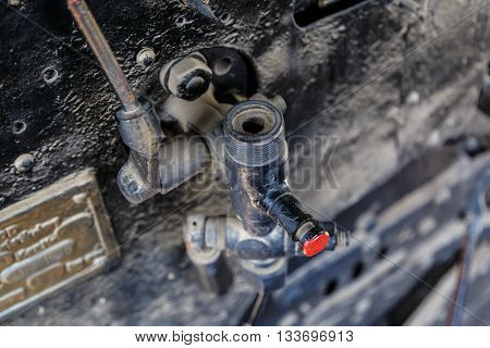 Industrial Valve And Cable