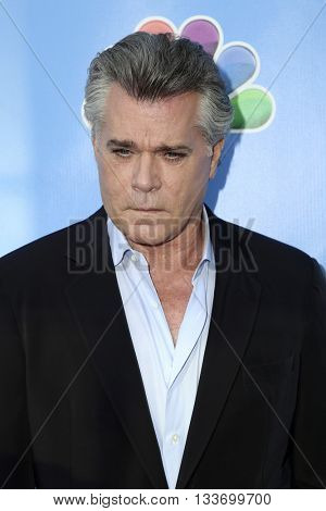 LOS ANGELES - JUN 9:  Ray Liotta at the Shades of Blue Television Academy Event at the Saban Media Center on June 9, 2016 in North Hollywood, CA