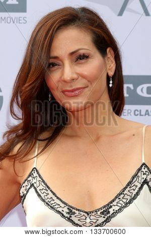LOS ANGELES - JUN 9:  Constance Marie at the American Film Institute 44th Life Achievement Award Gala Tribute to John Williams at the Dolby Theater on June 9, 2016 in Los Angeles, CA