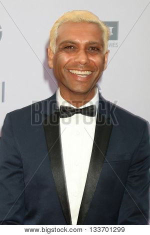LOS ANGELES - JUN 9:  Tony Kanal at the American Film Institute 44th Life Achievement Award Gala Tribute to John Williams at the Dolby Theater on June 9, 2016 in Los Angeles, CA