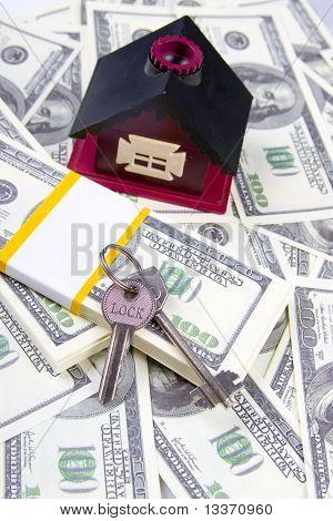 House Of One Hundred Dollar Bills