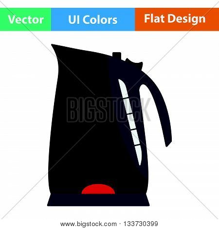 Kitchen Electric Kettle Icon
