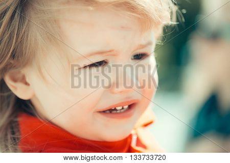 Sad Baby Boy