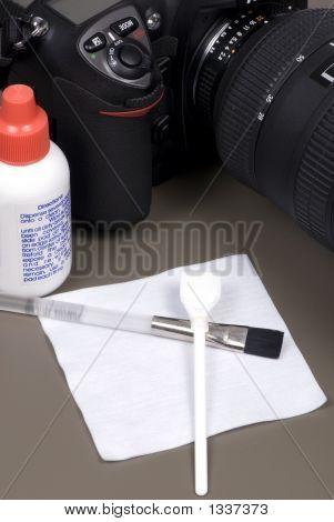 Sensor Cleaning