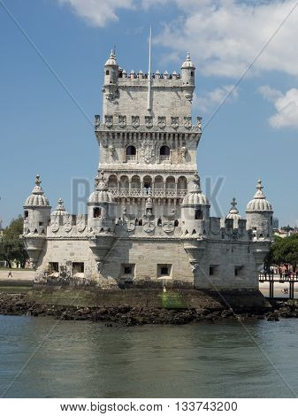 the Tower of belem and the Monument of discoveries