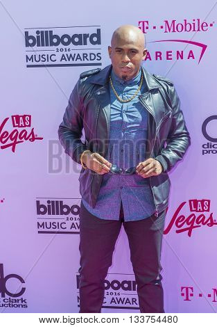 LAS VEGAS - MAY 22 : Recording artist Anthony Brown attends the 2016 Billboard Music Awards at T-Mobile Arena on May 22 2016 in Las Vegas Nevada.