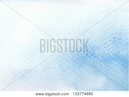 faded shading blue abstract watercolor textures background