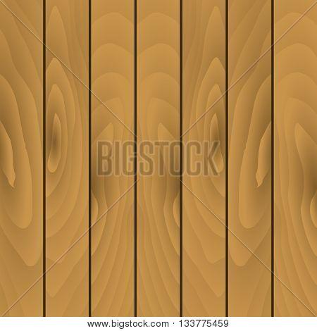 Vector Texture Of Wooden Planks