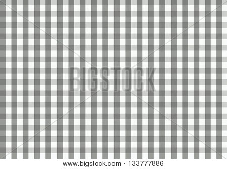 white and grey simple plaid pattern design pattern