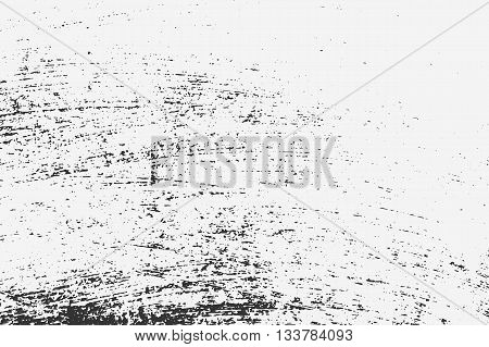 Abstract grunge background. Grunge blackboard texture. Vector illustration of black abstract grunge background for your design