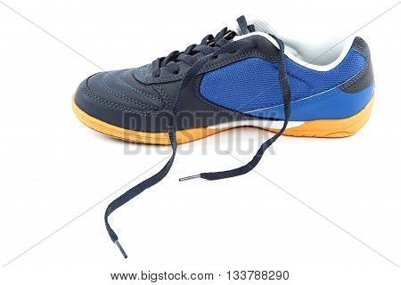 Men's sports shoes. Sneakers isolated on a white background.