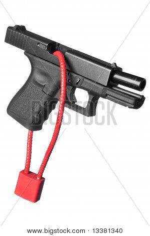 Locked Firearm
