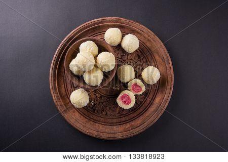 Kheer kadam or khir kadam is a Bengali sweet