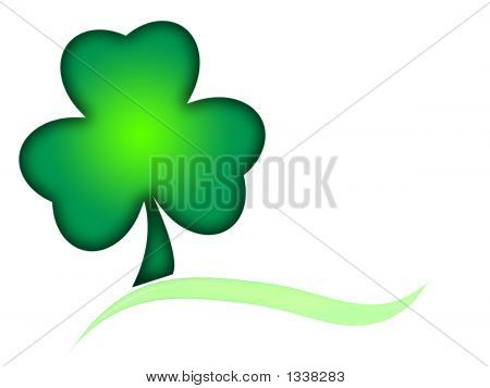 Shamrock Greeting