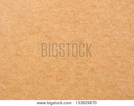 detail of cardboard texture background showing natural fiber
