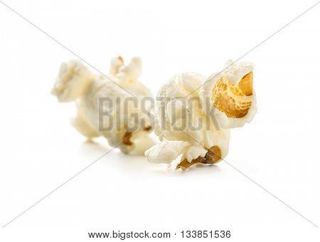 Macro image of Popcorn