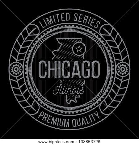Chicago Typography