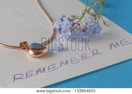 Message Rememder Me
