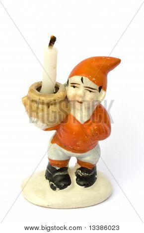 Kitsch figurine