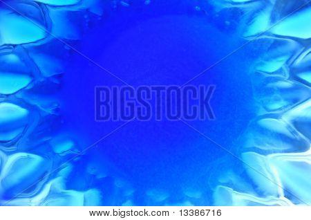 Cobalt Sunburst