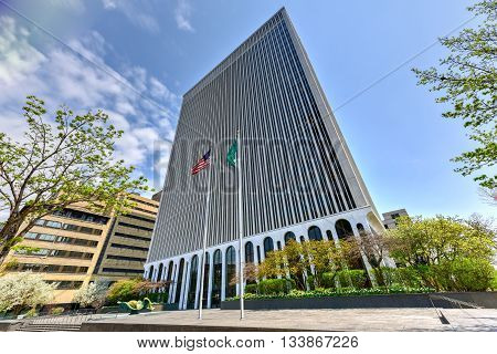 One M&t Plaza - Buffalo, New York