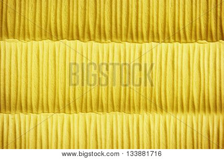 Yellow cloth sponge surface pattern for background