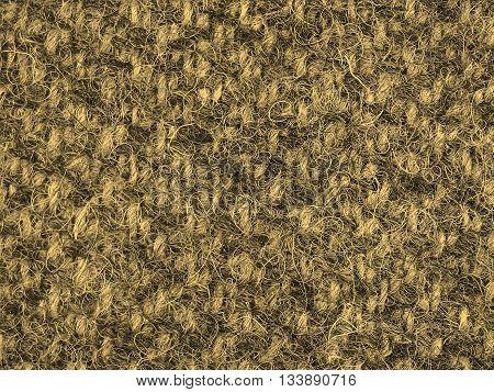 Fabric Background Sepia